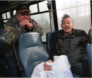 Hazeltons Passengers