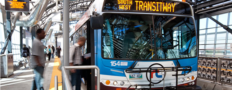 Winnipeg Southwest Transitway (Photo source: Plenary Group)